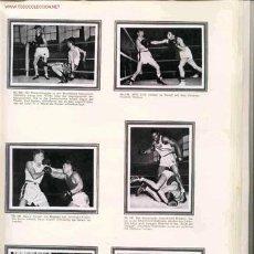 Coleccionismo deportivo: OLIMPIADA HELSINKI 1952. COMPLETO. Lote 27250802