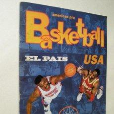Coleccionismo deportivo: MAGNIFICO ALBUM DE CROMOS COMPLETO, AMERICAN PRO BASKETBALL USA. . Lote 27343731