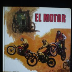 Coleccionismo deportivo: EL MOTOR. EDITORIAL RM. 1976. SOLER CARNICER. PROFUSAMENTE ILUSTRADO. 56 PAG.. Lote 26448526
