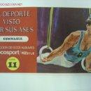 Coleccionismo deportivo: EL DEPORTE VISTO POR SUS ASES - GIMNASIA - CHOCOSPORT/NESTLE - 1967. Lote 21147823