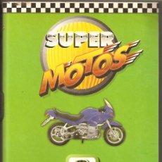 Coleccionismo deportivo: ALBUM FICHAS DE MOTOS . Lote 23659660