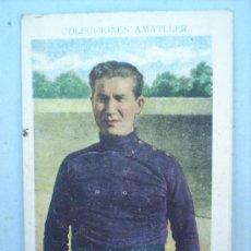 Coleccionismo deportivo: CHOCOLATE AMATLLER-CICLISMO N.22.JOSE MAGDALENA-AÑOS 30. Lote 10787096