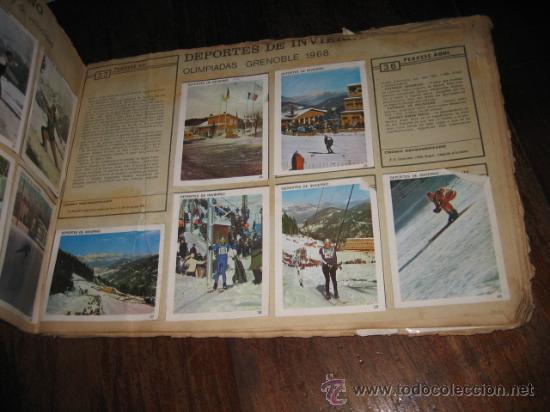 Coleccionismo deportivo: ALBUM PROMOCION DEPORTIVA CONTAMOS CONTIGO FALTAN 87 DE 310 - Foto 2 - 26442502