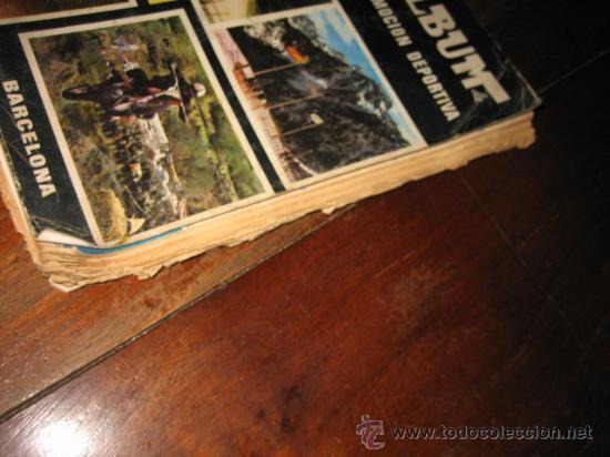 Coleccionismo deportivo: ALBUM PROMOCION DEPORTIVA CONTAMOS CONTIGO FALTAN 87 DE 310 - Foto 3 - 26442502