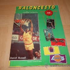 Collectionnisme sportif: BALONCESTO 88 (J. MERCHANTE) . Lote 17407231