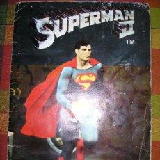 Coleccionismo deportivo: ALBUM SUPERMAN II INCOMPLETO FALTA 1. Lote 18013195