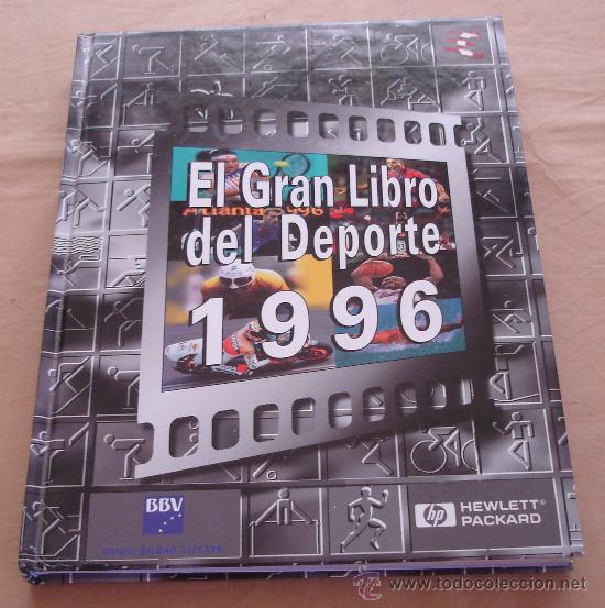 EL GRAN LIBRO DEL DEPORTE 1996 (Coleccionismo Deportivo - Álbumes otros Deportes)