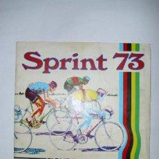 Coleccionismo deportivo: ALBUM CICLISMO SPRINT 73 PANINI. Lote 25316438