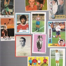 Coleccionismo deportivo: LOTE DE 11 CROMOS VARIOS DE DEPORTES.. Lote 25856296