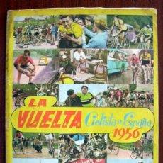 Coleccionismo deportivo: LA VUELTA CICLISTA A ESPAÑA 1956 - EDITORIAL FHER - COMPLETO. Lote 26087910