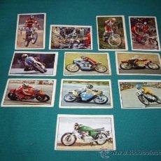 Coleccionismo deportivo: EDICIONES ESTE - MOTO 80 - LOTE 1 - 11 CROMOS -. Lote 28557868