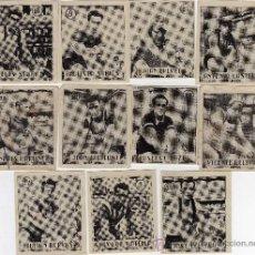 Coleccionismo deportivo: 11 CROMOS DE CICLISMO AÑOS 50. Lote 28586992