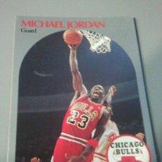Coleccionismo deportivo: CARD MICHAEL JORDAN NBA 90/91. Lote 28632043