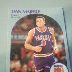 Coleccionismo deportivo: CARD DAN MAJERLE NBA 90/91. Lote 28632078