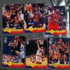 Coleccionismo deportivo: LOTE 10 CARDS NBA 1996 UPPER DECK . Lote 29734033