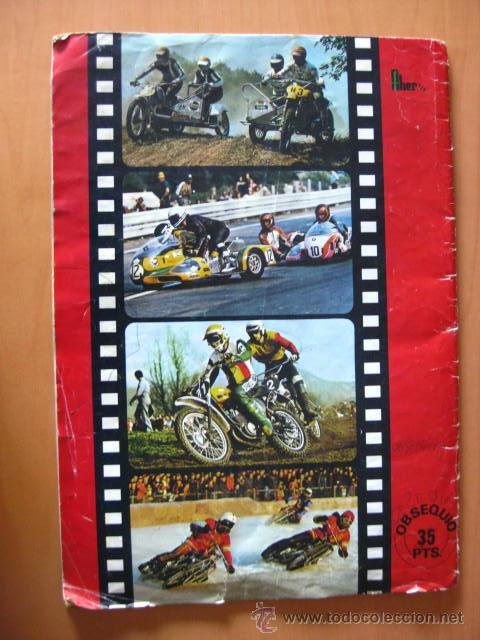 Coleccionismo deportivo: GRAND PRIX. FHER. 1977. FALTAN 94 CROMOS DE 280. - Foto 6 - 29965149
