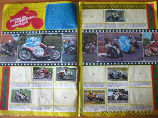 Coleccionismo deportivo: GRAND PRIX. FHER. 1977. FALTAN 94 CROMOS DE 280. - Foto 2 - 29965149