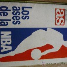 Coleccionismo deportivo: LOS ASES DE LA NBA- DIARIO AS -COMPLETO. Lote 32643002