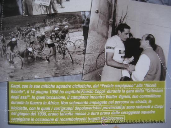 Coleccionismo deportivo: ALBUM CICLISMO GIRO ITALIA 2008 - completo con cromos sin pegar. - Foto 3 - 235877060