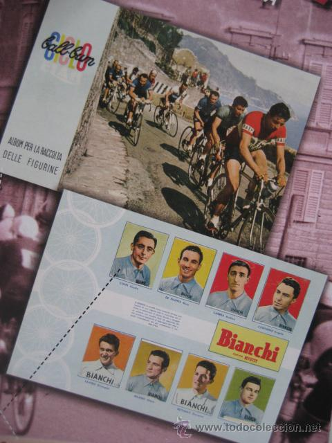 Coleccionismo deportivo: ALBUM CICLISMO GIRO ITALIA 2008 - completo con cromos sin pegar. - Foto 5 - 235877060