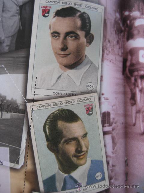 Coleccionismo deportivo: ALBUM CICLISMO GIRO ITALIA 2008 - completo con cromos sin pegar. - Foto 6 - 235877060
