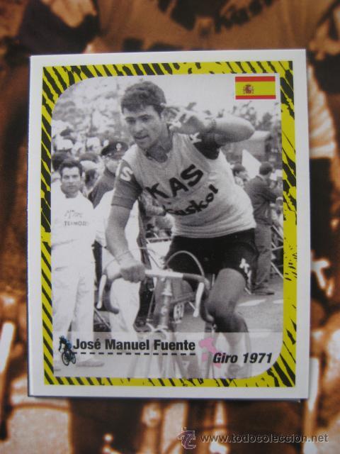 Coleccionismo deportivo: ALBUM CICLISMO GIRO ITALIA 2008 - completo con cromos sin pegar. - Foto 8 - 235877060