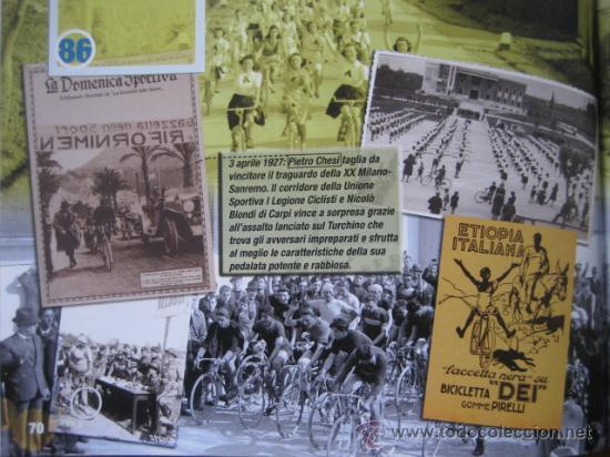 Coleccionismo deportivo: ALBUM CICLISMO GIRO ITALIA 2008 - completo con cromos sin pegar. - Foto 11 - 235877060