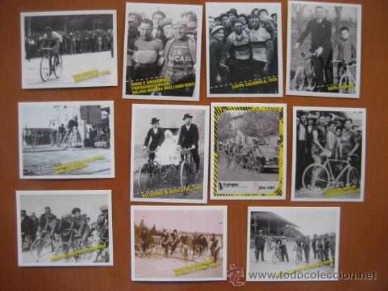 Coleccionismo deportivo: ALBUM CICLISMO GIRO ITALIA 2008 - completo con cromos sin pegar. - Foto 18 - 235877060
