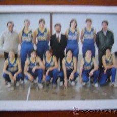 Coleccionismo deportivo: BETANIA ( BARCELONA ) - LIGA BASKET FEMENINA 1984 -TRIDEPORTE 84 EDITORIAL FHER . Lote 36315586