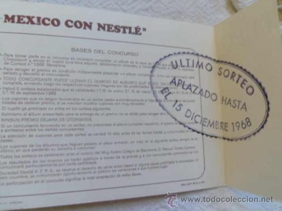 Coleccionismo deportivo: Album 5 El deporte visto por sus ases - Boxeo - Chocosport / Nestlé - Foto 4 - 36423815