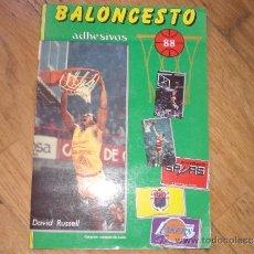 Coleccionismo deportivo: BALONCESTO 88 ED. J.MERCHANTE. Lote 38116407