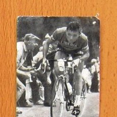 Coleccionismo deportivo: CICLISMO - 188 ANGLADE - VUELTA CICLISTA ESPAÑA 1960 - EDITORIAL FHER. Lote 38622041
