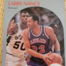 Coleccionismo deportivo: CARD NBA HOOPS 1990 - 78 - LARRY NANCE. Lote 39093000