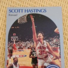 Coleccionismo deportivo: CARD NBA HOOPS 1990 - 105 - SCOTT HASTINGS. Lote 39093893