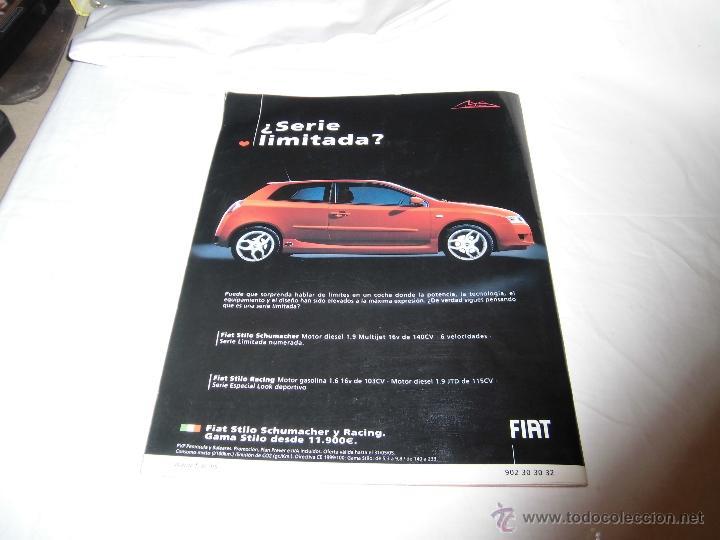 Coleccionismo deportivo: A TODO GAS 2005 ALBUM GP MARCA CON TODA LA INFORMACION DE LA FORMULA 1.-LE FALTAN 14 CROMOS - Foto 3 - 40085786