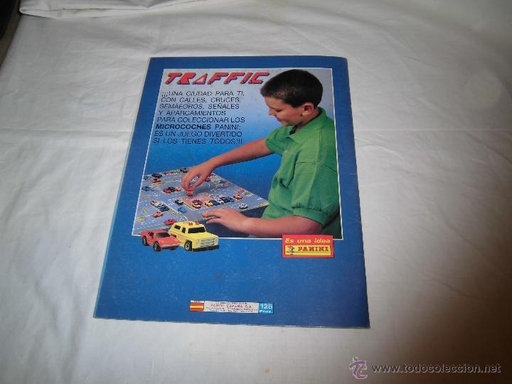 Coleccionismo deportivo: AUTO DE 100 A 400 KM/H PANINI LE FALTA CROMOS LEER DESCRIPCION - Foto 5 - 40085975