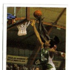 Coleccionismo deportivo: CROMO DE GANGER HALL - MAGIA DE HUESCA -BASKET CROMOS 88-89 DE BOLLYCAO- NUMERO 93.. Lote 40518067