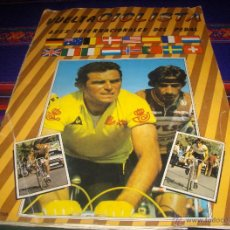 Coleccionismo deportivo: VUELTA CICLISTA ASES INTERNACIONALES DEL PEDAL COMPLETO. J. MERCHANTE 1983 1984. REGALO 1987.. Lote 44812952