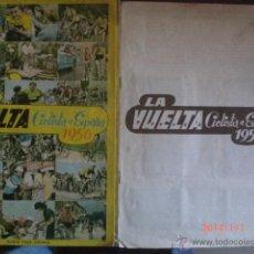 Coleccionismo deportivo: LA VUELTA CICLISTA A ESPAÑA 1956. Lote 45022195