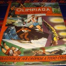 Coleccionismo deportivo: OLIMPIADA JUEGOS Y DEPORTES VACÍO. EDITORIAL RUIZ ROMERO 1957. BUEN ESTADO.. Lote 45515254