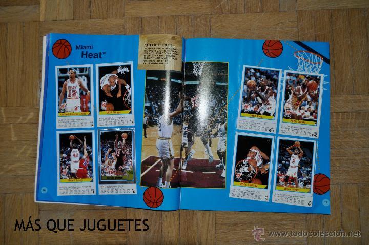 Coleccionismo deportivo: ÁLBUM BASKETBALL TEMPORADA 94-95. PANINI. FALTAN 33 CROMOS. - Foto 3 - 45631160