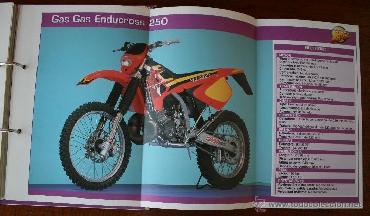 Coleccionismo deportivo: SUPER MOTOS 2 – ALBUM 116 FICHAS MODELOS Y GRANDES MOTOS – MOTOCICLISMO – CARACTERISTICAS TECNICAS - Foto 5 - 47049499