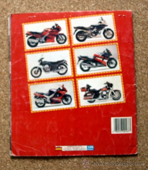Coleccionismo deportivo: SUPER MOTO - ALBUM INCOMPLETO - PANINI - - Foto 2 - 48528789