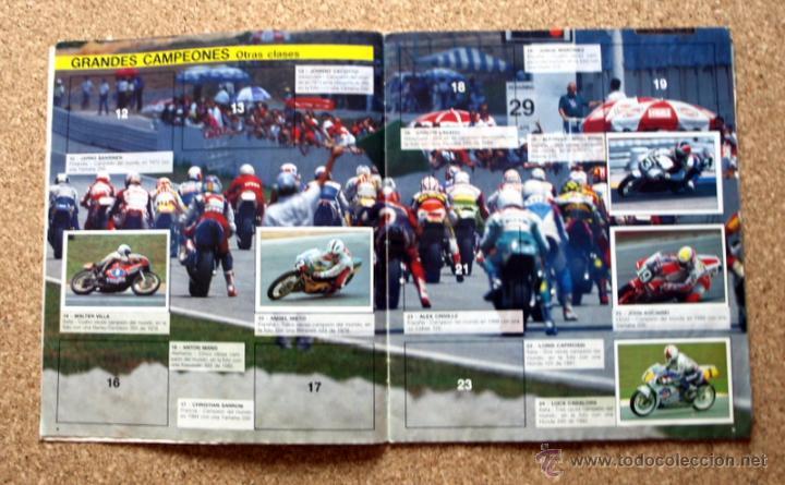 Coleccionismo deportivo: SUPER MOTO - ALBUM INCOMPLETO - PANINI - - Foto 4 - 48528789