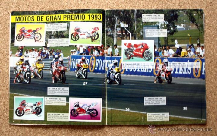 Coleccionismo deportivo: SUPER MOTO - ALBUM INCOMPLETO - PANINI - - Foto 5 - 48528789