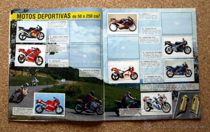 Coleccionismo deportivo: SUPER MOTO - ALBUM INCOMPLETO - PANINI - - Foto 6 - 48528789