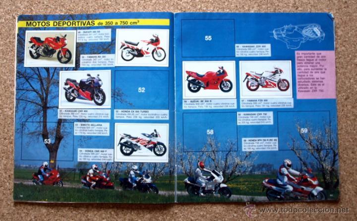 Coleccionismo deportivo: SUPER MOTO - ALBUM INCOMPLETO - PANINI - - Foto 7 - 48528789