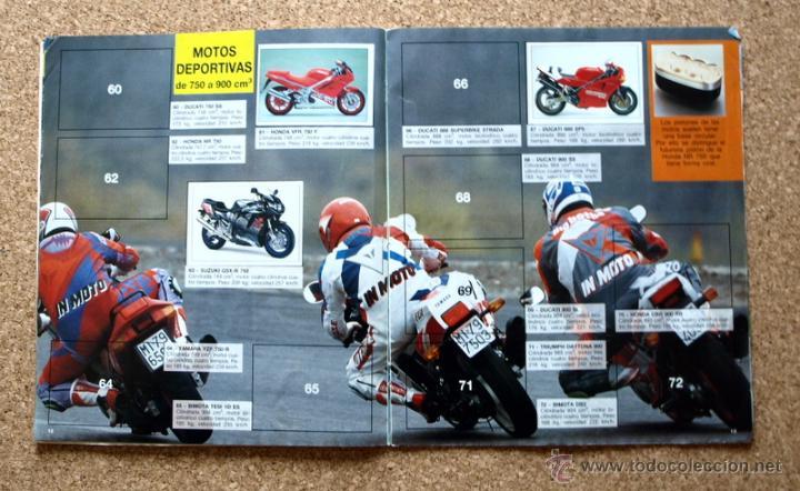 Coleccionismo deportivo: SUPER MOTO - ALBUM INCOMPLETO - PANINI - - Foto 8 - 48528789
