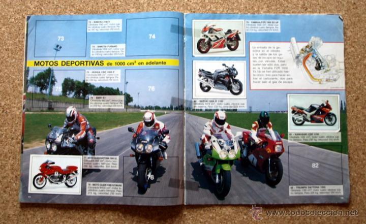 Coleccionismo deportivo: SUPER MOTO - ALBUM INCOMPLETO - PANINI - - Foto 9 - 48528789