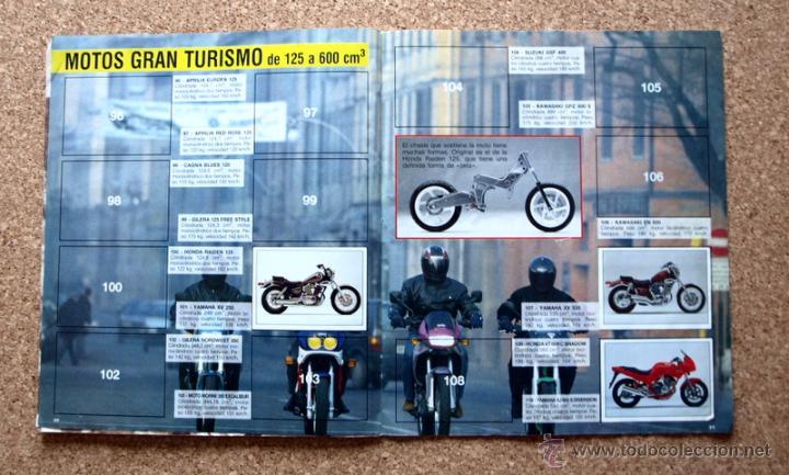 Coleccionismo deportivo: SUPER MOTO - ALBUM INCOMPLETO - PANINI - - Foto 12 - 48528789